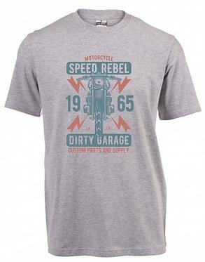 Platinum T-Shirt Speed rebel
