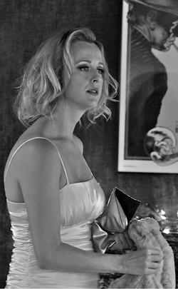 Nicole as Marilyn Monroe