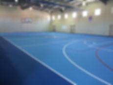 Spor Salonu Zemin