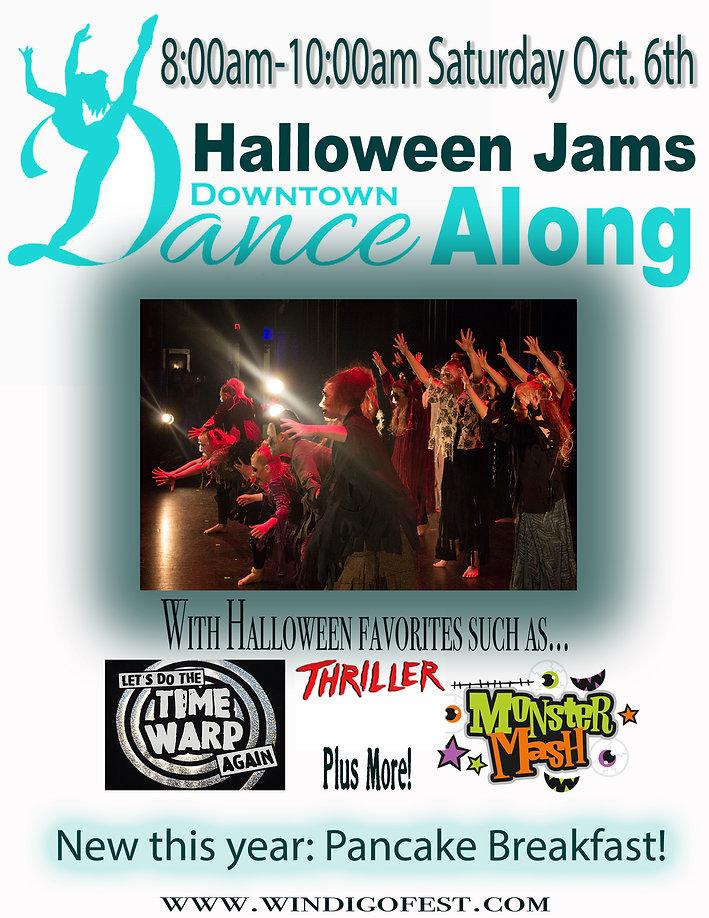 Halloween Jams Dance Along