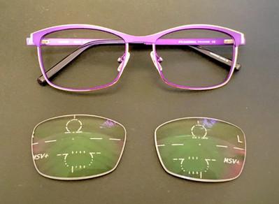 Mi az a progresszív (multifokális) szemüveg és hogyan kell használni?