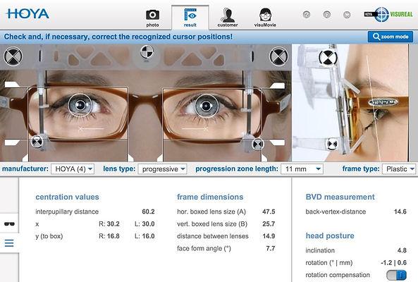 Optika Valentin szemelyre szabott szemüveglencse
