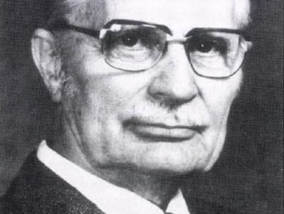 Híres magyar szemészek - Győrffy István professzor