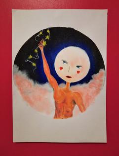The Moonchild by Jordain Molloy Gillen.j