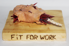 Fit for Work by Patrick Petal Maguire.pn