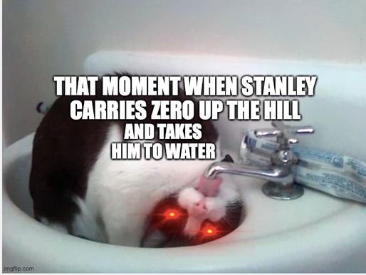 Meme by Michael Lipsitz (5th grade)