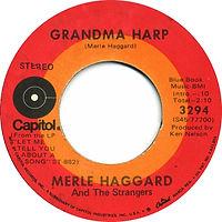 Grandma Harp