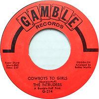 Cowboys to Girls