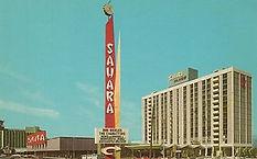 The Sahara Tahoe Hotel, Stateline, Nevad