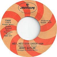 Hey, Western Union Man