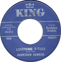 Lonesome 7-7203