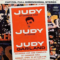 Judy At Carnegie Hall (S)