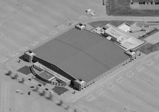 Roberts Municipal Stadium, Evansville, I