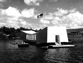 USS Arizona Memorial, Pearl Harbor, Hawa