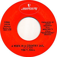 A Week in a County Jail