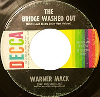 The Bridge Washed Out