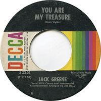 You are my treasure