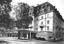 Hilberts Parkhotel, 6350 Bad Nauheim, Ge