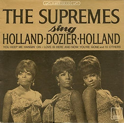 The Supremes Sing Holland, Dozier, Holla
