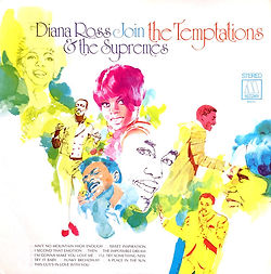 Diana Ross & the Supremes Join the Tempt