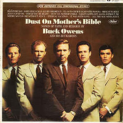 Dust On Mother's Bible