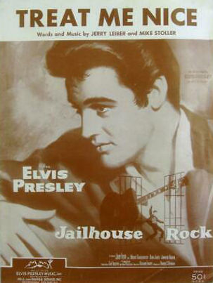 vintage-1957-ELVIS-PRESLEY-Treat-Me-Nice