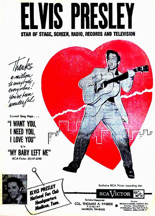 Elvis_1956_Record_Ad_IWanttYouINeedYou-2