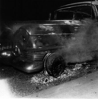 Burned-1954-Cadillac-June-7-1955.-Hope-A