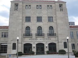 Municipal Auditorium (Texarkana, Arkansa