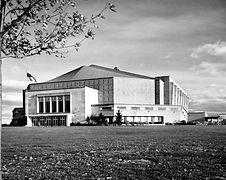 Memorial Coliseum, Fort Wayne, Indiana.j