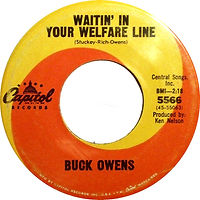 Waitin' in Your Welfare Line
