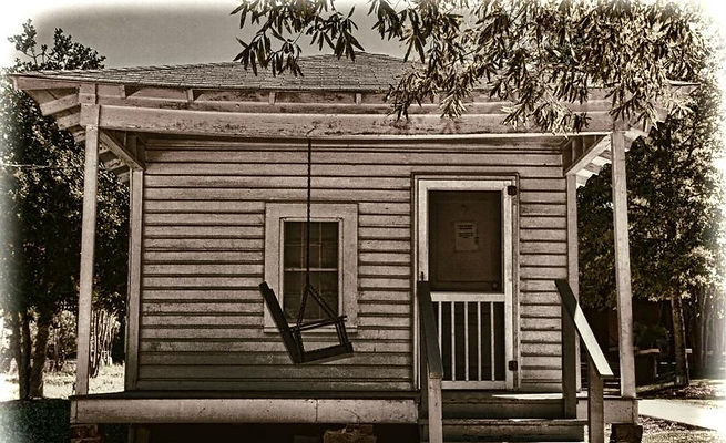 Tupelo House, Old Saltillo Road, Tupelo.
