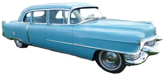 1955 Cadillac Fleetwood Series 75 Limous