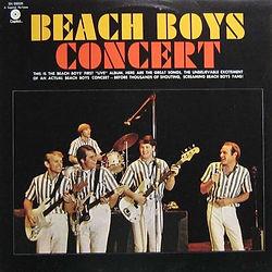 Beach Boys In Concert