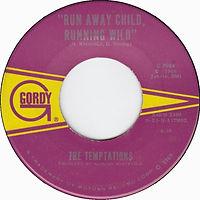 Runaway Child Running Wild