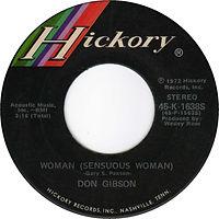 Woman Sensuous Woman