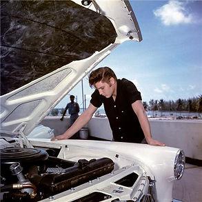 18 Elvis Presley, Lincoln Continental Ma