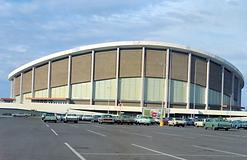 Veteran's Memorial Coliseum, 1826 West M