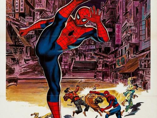 Spider-Man: The Dragon's Challenge (1981)