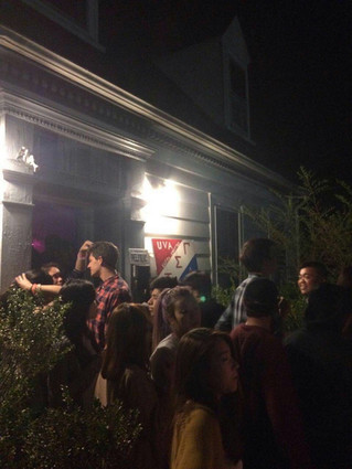 Awesome KSA Expo After Party at the Fraternity House!