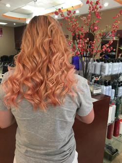 Curl & Highlights