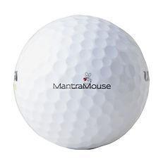 MantraMouse Golf Balls