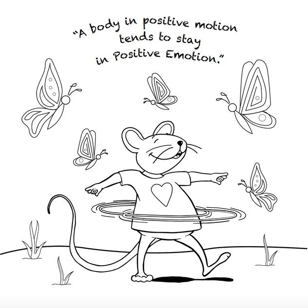 Positive Emotion!