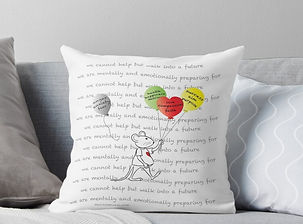 MantraMouse Pillows