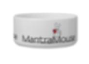 MantraMouse Pet Bowls and Dog Dish