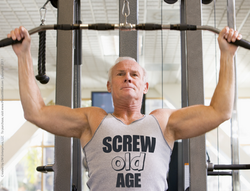 Screw Old Age