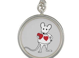 MantraMouse Charms on Zazzle