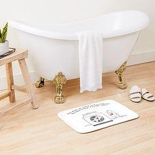 MantraMouse Bath Mats