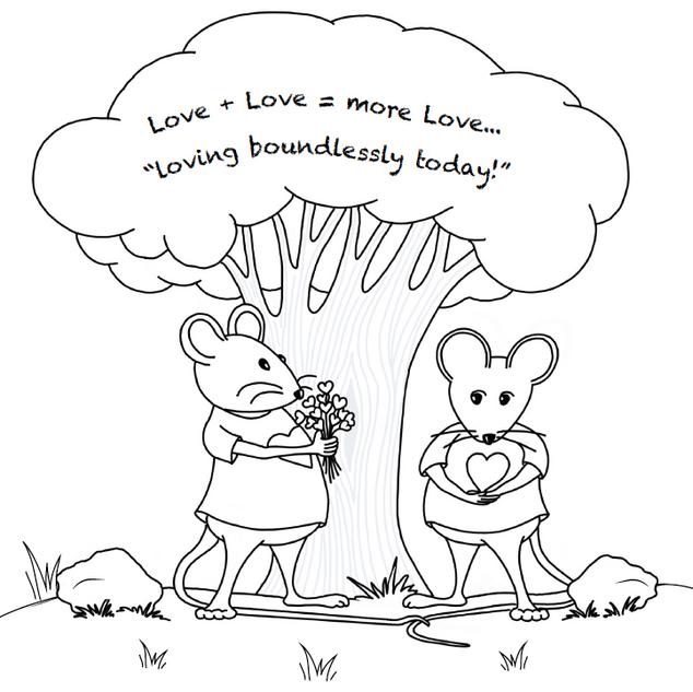 Loving Boundlessly!