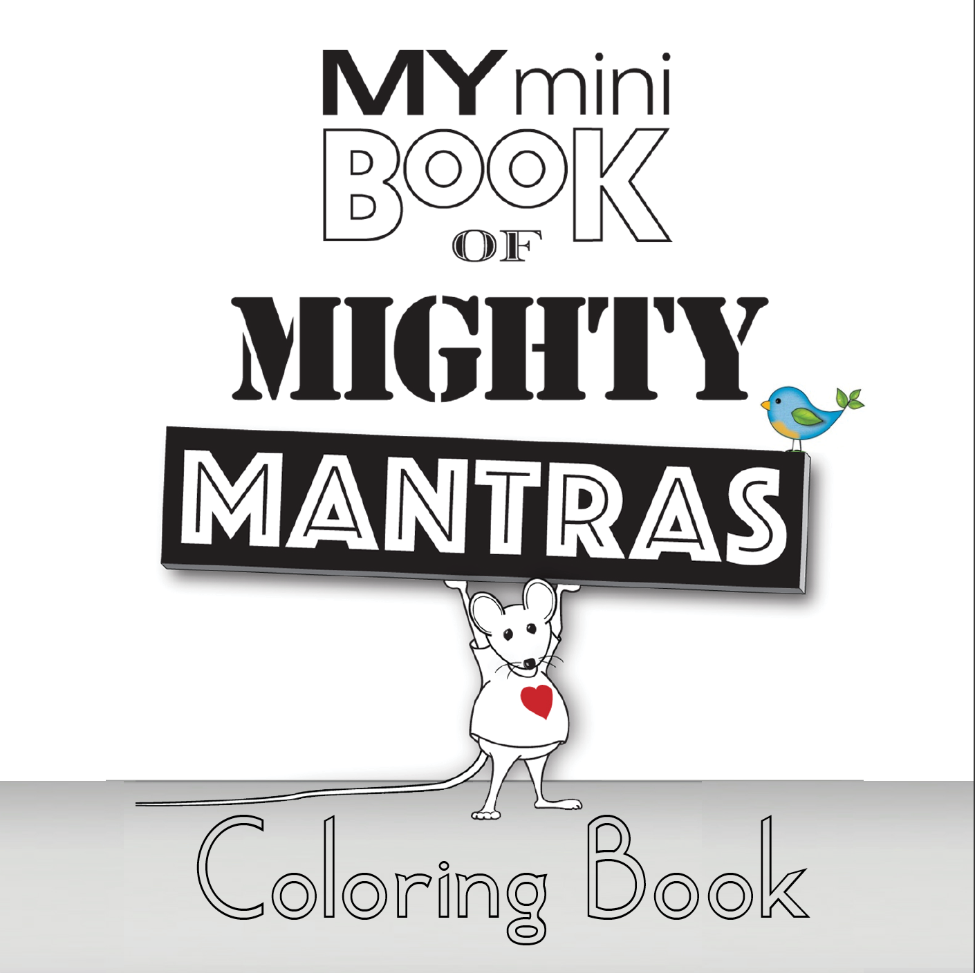 My Mini Coloring Book